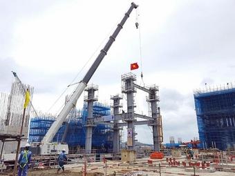 Đường dây 500 kV Vân Phong - Vĩnh Tân: Chạy đua để đỡ phạt cả triệu USD/ngày