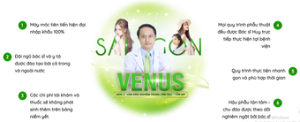 Hé lộ xu hướng làm đẹp 'đình đám' mới từ Saigon Venus