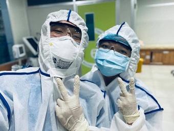 Cùng OCB tiếp niềm tin cho đội ngũ y bác sĩ tuyến đầu chống dịch
