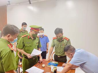Thanh Hóa: Bắt tạm giam 2 chuyên gia người Trung Quốc để điều tra hành vi buôn lậu