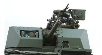 [ẢNH] Mỹ thử nghiệm robot chiến đấu, hỏa lực thua xa sản phẩm của Nga
