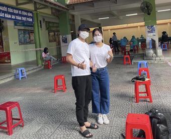 Hứa Minh Đạt đăng ảnh hiếm 11 năm trước, nhan sắc Lâm Vỹ Dạ khiến nhiều người bất ngờ
