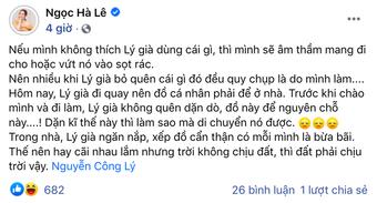 """Minh Quân lo lắng cho sức khoẻ NS Công Lý sau khi bị ngã: """"Nhận được tin mà buồn nát lòng"""""""
