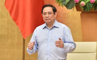 Thủ tướng: Năm 2022 nền kinh tế đối mặt rất nhiều khó khăn