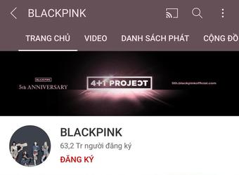Top 5 kênh YouTube có lượt đăng ký khủng nhất Kpop: BLACKPINK đứng đầu nhưng BTS mới làm netizen choáng váng