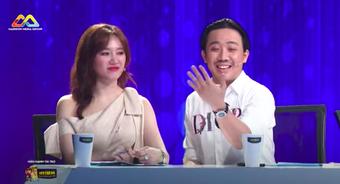 Trấn Thành tiết lộ Quyền Linh đi quay show cũng phải xin phép vợ, phản ứng của nam MC mới sốc