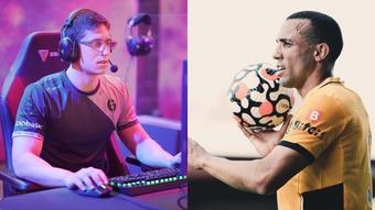 Wolverhampton hợp tác với đội tuyển Esports Evil Geniuses