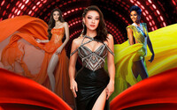 Kim Duyên hé lộ trang phục dạ hội tại Miss Universe: Khác xa với đầm bay xẻ tà của H''Hen Niê - Khánh Vân
