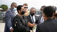 Vợ con Tổng thống Haiti sang Mỹ sau biến cố