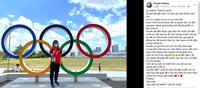 Hoàng Thị Duyên lần đầu lên tiếng sau thất bại ở Olympic
