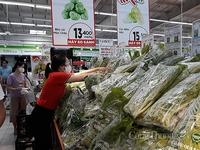 Hà Nội ngày đầu thực hiện giãn cách: Sức mua tăng, chợ truyền thống và siêu thị đẩy mạnh bán online