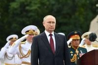 Ông Putin: Hải quân Nga có thể ra đòn tấn công không gì cản nổi