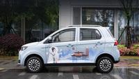 Cận cảnh chiếc ô tô điện siêu rẻ, giá chỉ 95 triệu đồng - ngang Honda SH 150i tại Việt Nam