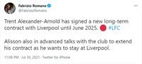 Xác nhận: Liverpool sở hữu chữ ký chất lượng