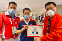 Thuỳ Linh hạ tay vợt gốc Trung Quốc, Kim Tuyền đấu võ sỹ Thái Lan