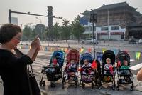 Thành phố Trung Quốc tặng tiền mặt để khuyến khích sinh con