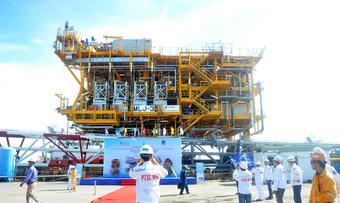 Doanh nghiệp Việt lại giành được hợp đồng đóng giàn khai thác dầu khí cho Qatar
