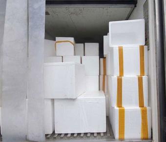 Hàng hóa về TP.HCM ngày càng đa dạng