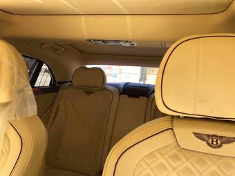 Thêm Bentley Flying Spur V8 First Edition về Việt Nam với màu độc