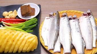 Cách làm cá đối kho dưa cải chua thơm ngon đậm đà cực hấp dẫn
