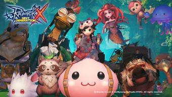 Ragnarok X: Next Generation mở đăng ký trước tại Việt Nam