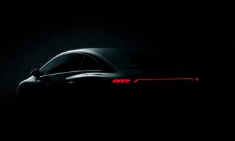 Mercedes EQE – bản chạy điện của E-class lộ diện