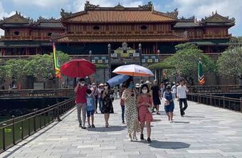 Thừa Thiên Huế phấn đấu đưa du lịch thành ngành kinh tế mũi nhọn