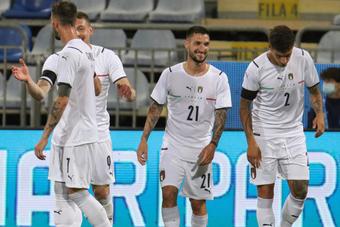Italia đại thắng 7-0 trước thềm VCK EURO 2020