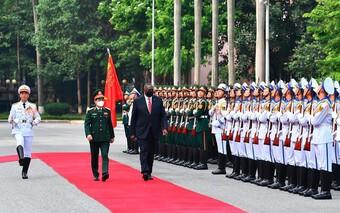 Việt Nam và Mỹ nhất trí thúc đẩy hợp tác quốc phòng