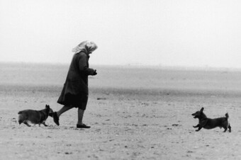 15 bức ảnh hiếm hoi của gia đình Hoàng gia Anh vui đùa tại bãi biển