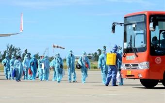 Thừa Thiên Huế: Đón an toàn 239 công dân trở về từ Thành phố Hồ Chí Minh