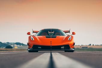 Koenigsegg xuất xưởng chiếc Jesko thương mại đầu tiên