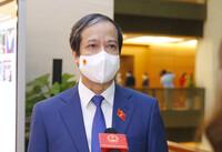 Bộ trưởng Nguyễn Kim Sơn: Ngành giáo dục đã xác định những ưu tiên, đột phá