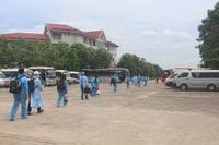 Thanh Hoá tạm dừng tiếp nhận công dân về từ vùng có dịch COVID-19 về quê