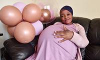 Ca sinh nở ''đi vào sử sách'': Một phụ nữ sinh 10 con cùng lúc, khi siêu âm chỉ có 8 đứa trẻ!