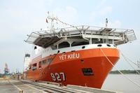 Hải quân Việt Nam tiếp nhận Tàu đa năng MSSARS 9316