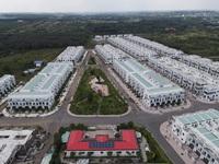 """Bên trong dự án """"xây chui"""" gần 500 căn biệt thự ở Trảng Bom"""