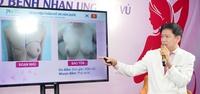 Bệnh viện JW hỗ trợ hàng trăm bệnh nhân ung thư vú được tái tạo ngực