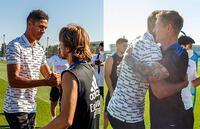 Bom tấn Varane viết tâm thư chia tay Real Madrid đến MU, nhận ngay bão like