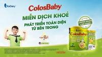 Colosbaby Gold giúp tăng cường miễn dịch cho trẻ