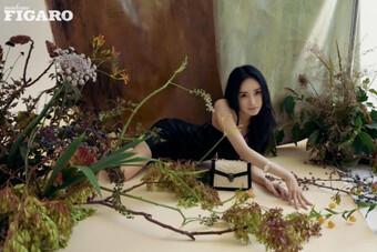 """Dương Mịch xinh đẹp dịu dàng như """"thần tiên tỷ tỷ"""" trong loạt ảnh tạp chí mới"""
