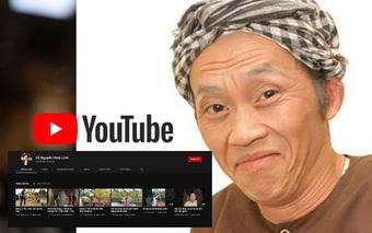 Các trang mạng xã hội của nghệ sĩ Hoài Linh tuột dốc không phanh