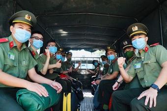 Trường công an, quân đội tuyển thí sinh đặc cách tốt nghiệp thế nào?