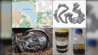 Phát hiện xác ướp bị treo cổ 2.400 năm trước, các nhà khoa học sốc hơn khi tìm thấy nguyên vẹn bữa ăn cuối cùng trong dạ dày người chết