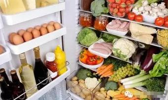 Cấm kỵ phong thủy tủ lạnh: Tủ lạnh không được để trống, thức ăn đầy đủ nghĩa là không lo cơm ăn áo mặc