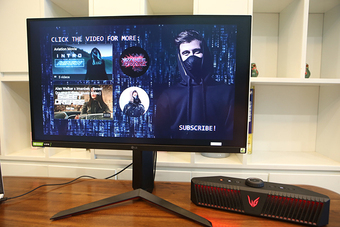Đánh giá màn hình LG 34GN850-B, đáp ứng chơi game, làm việc tại nhà