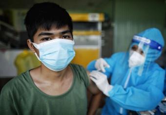 TP.Thủ Đức ra quân các đội xe tiêm vắc xin Covid-19 lưu động