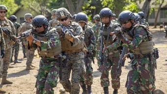 Mỹ và Indonesia sắp tập trận quy mô lớn