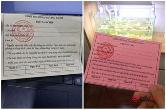 """Hà Nội: Người dân phường này có thể mang """"phiếu đi chợ"""" đến chợ của phường khác không?"""
