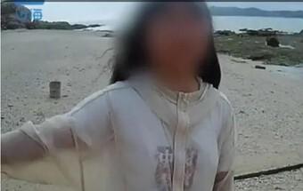 """Nữ sinh 13 tuổi bị cha mẹ """"đuổi"""" ra đảo hoang để """"thuần phục"""" tính ngang bước"""